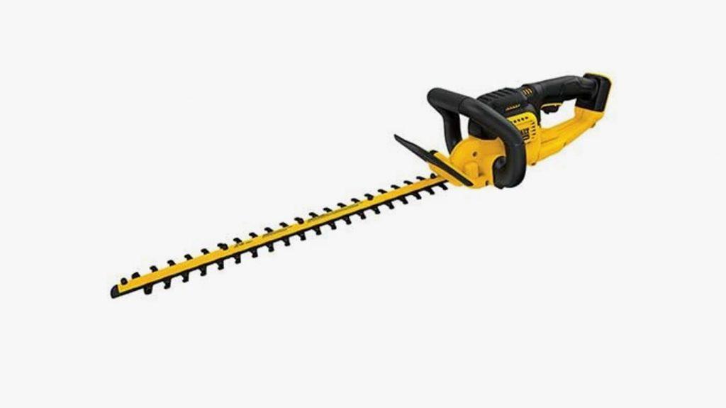 DEWALT 20-V MAX (DCHT820B) Cordless Hedge Trimmer