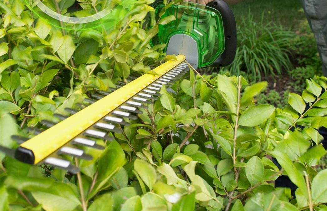 EGO Power+ HT2400 56-Volt 24-Inch Cordless Hedge Trimmer