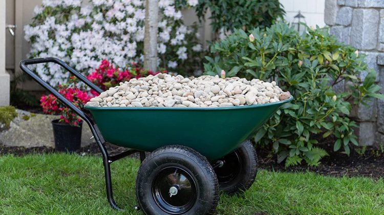 Marathon Yard Rover – 2 Wheel Garden Cart