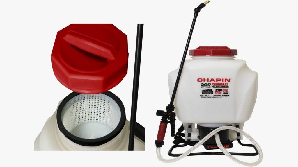Chapin International 63985 Black & Decker Backpack garden Sprayers