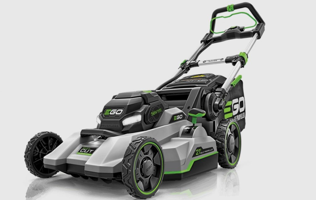 EGO Power+ LM2142SP 56-V Lithium-Ion Battery Powered Lawn Mower