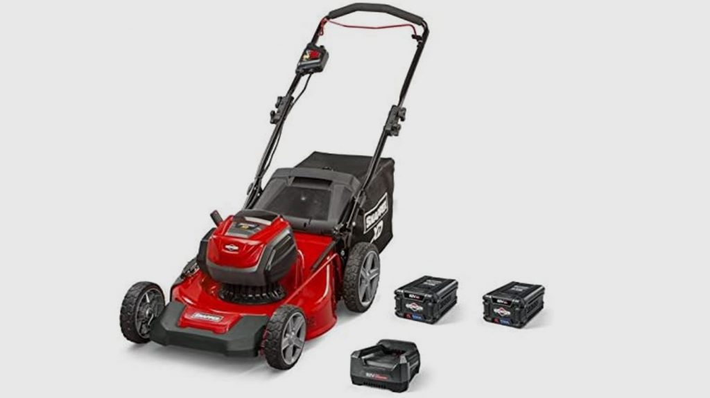Snapper XD 82V MAX Cordless Lawn Mower