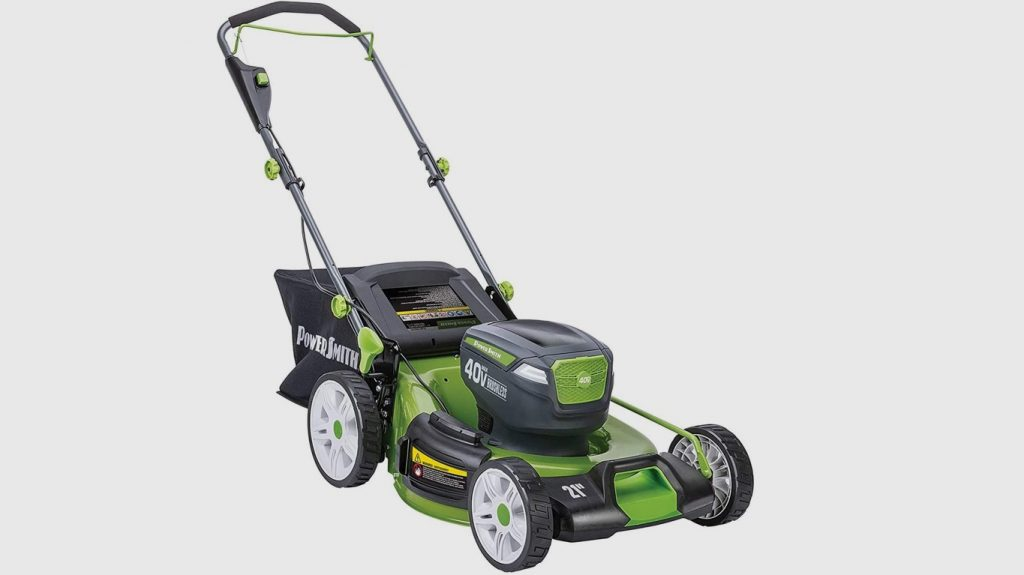 POWERSMITH PLM14021H 40V Brushless Cordless Lawn Mower